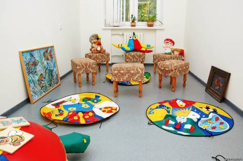 Игры в кабинет психолога